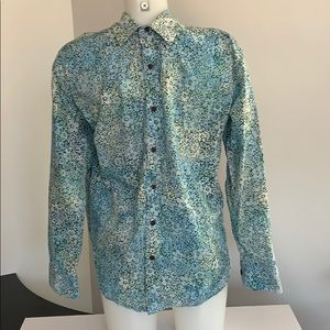 Pete Huntington Handcrafted button down shirt